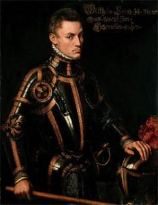 Wilhelm von Nassau-Oranien um 1555; Momentaner Standort: Gemäldegalerie Alte Meister (Kassel); Quelle: Wikipedia Commons / Museum Schloss Wilhelmshöhe, Source/Photographer unknown