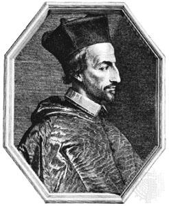 Cornelius Jansen; 17. Jh; Quelle unbekannt. Wikimedia Commons