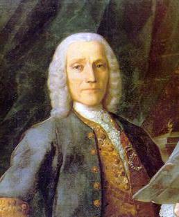 Porträt Domenico Scarlattis von Domingo Antonio Velasco; Wikimedia Commons