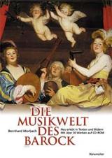 Cover des Buchs: Bernhard Morbach: Die Musikwelt des Barock.