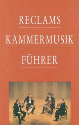 Cover des Buchs: Reclams Kammermusikführer