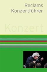 Cover des Buchs: Reclams Konzertführer: Orchestermusik