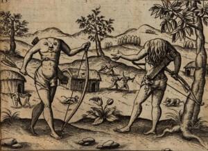 Levinus Hulsius: Kurtze wunderbare Beschreibung deß goldreichen Königreichs Guianae in Amerika (...) Nürnberg 1599