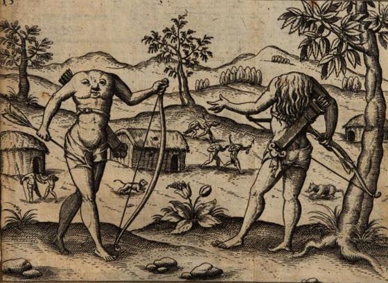 Levinus Hulsius: Kurtze Wunderbare Beschreibung. Deß Goldreichen Königreichs Guianae in America / oder newen Welt (...). Nürnberg 1599