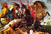 Rubens: Nilpferdjagd; Bild: 5.555 Meisterwerke. © 2000 DIRECTMEDIA Publishing GmbH